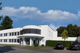 Schmitz Druck & Medien – Gebäude