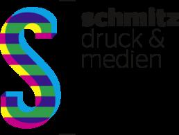 Schmitz-Druck-Medien-Logo